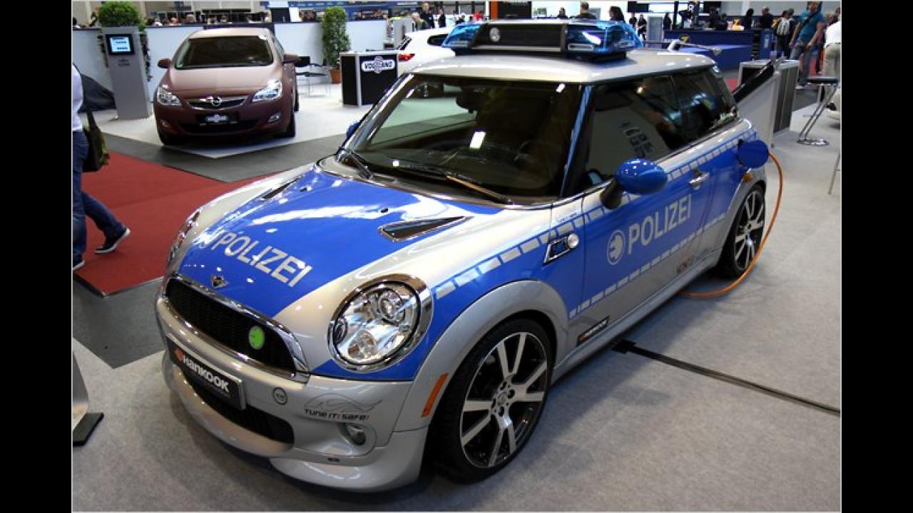 AC Schnitzer Mini E Polizei
