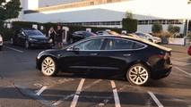 Tesla Model 3 #0001