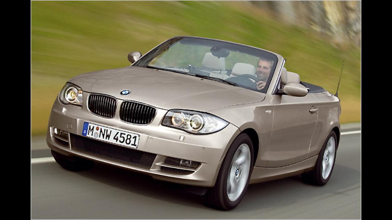 BMW 120d Cabriolet