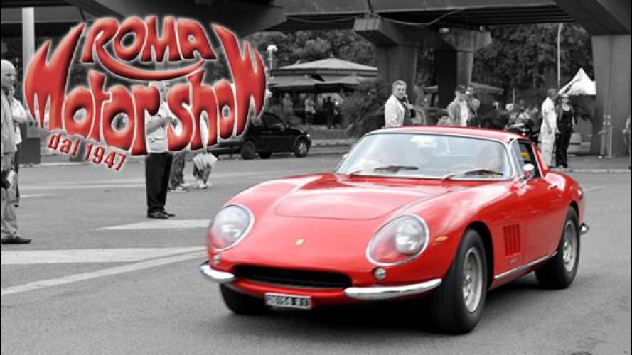 Roma Motor Show, l'edizione 2014 è a Vallelunga