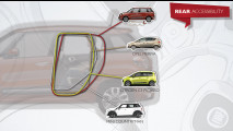 Fiat 500L 7 posti: prime anticipazioni
