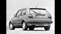 Volkswagen Golf GTI, la seconda serie