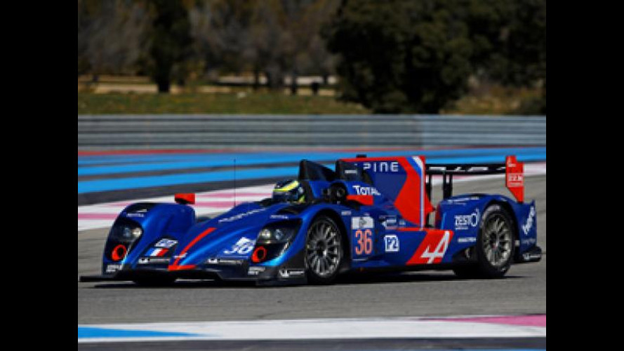 Alpine torna alla 24 ore di Le Mans