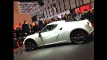 Alfa Romeo 4C al Salone di Ginevra 2013