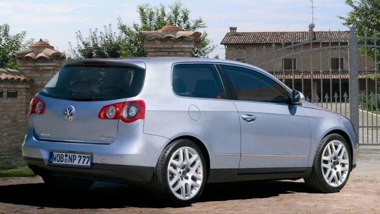 Volkswagen Golf VI - Artist Impression