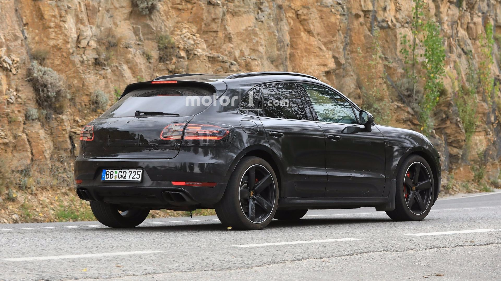 porsche macan restyling 2018. simple restyling intended porsche macan restyling 2018