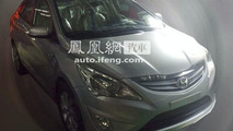 2011 Hyundai Accent / Verna Better Spy Photos Surface - Not the Elantra