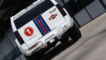 Geiger Present Supercharged Hummer H3 V8