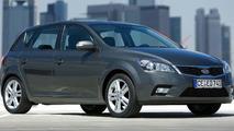 2010 Kia Ceed facelift