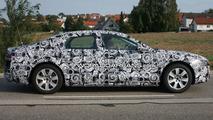 2011 Audi A8 Full Body Prototype First Spy Photos