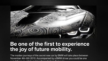 BMW teases i100 Coupe ActiveHybrid yet again [video]