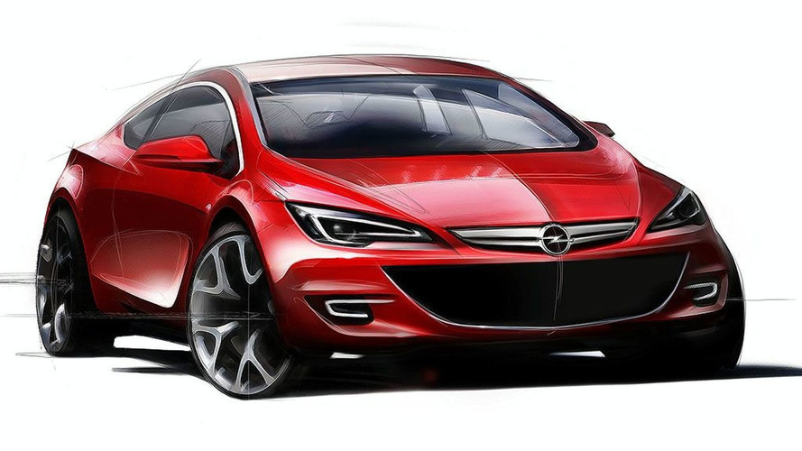 Opel preparing Astra sport hatch for 2011