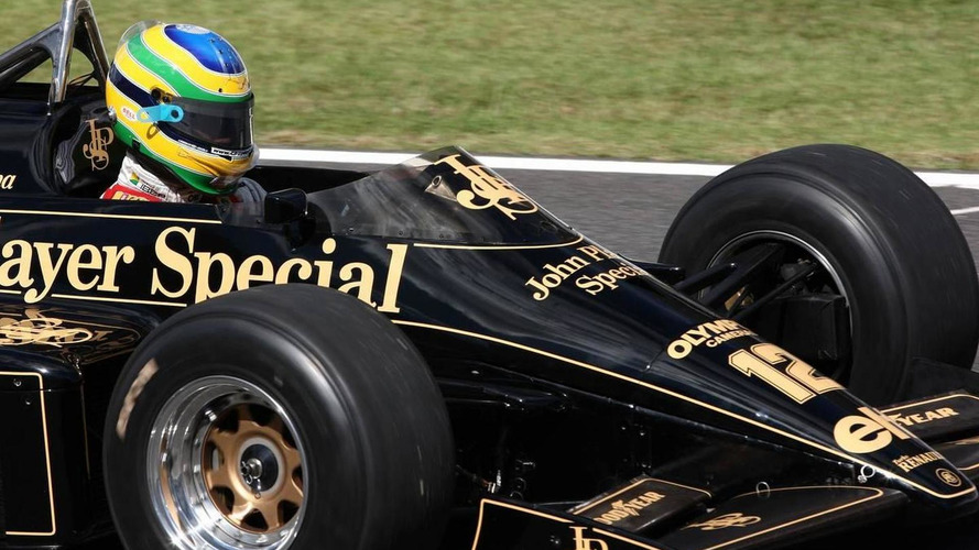 Senna in talks for Lotus-Renault switch - report