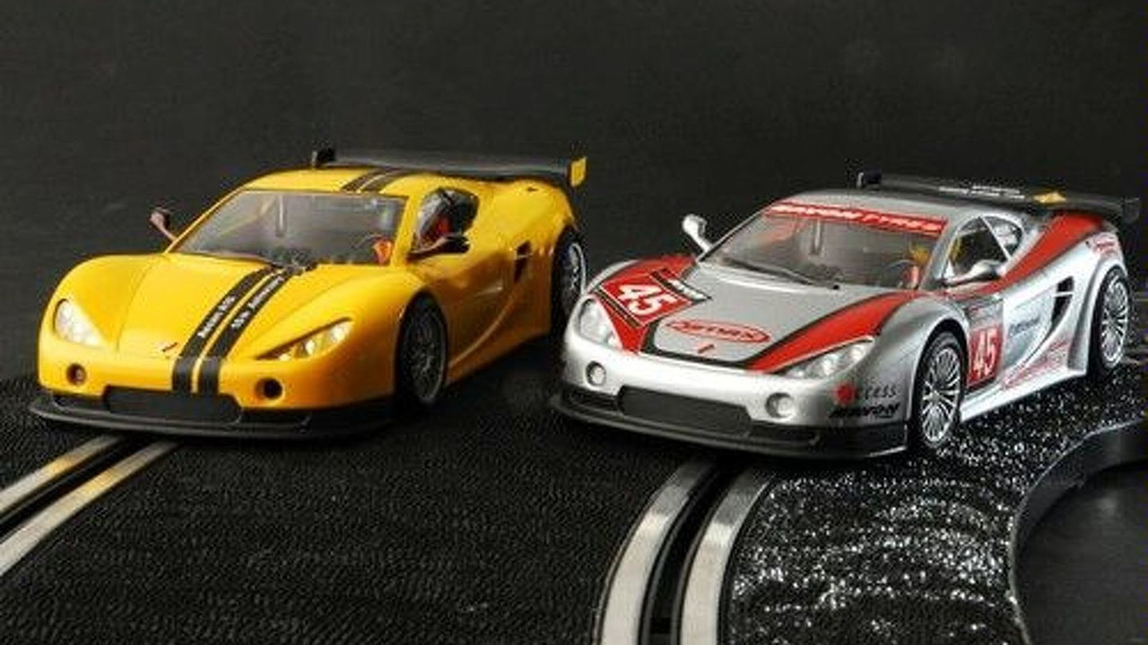 Ascari super slot car