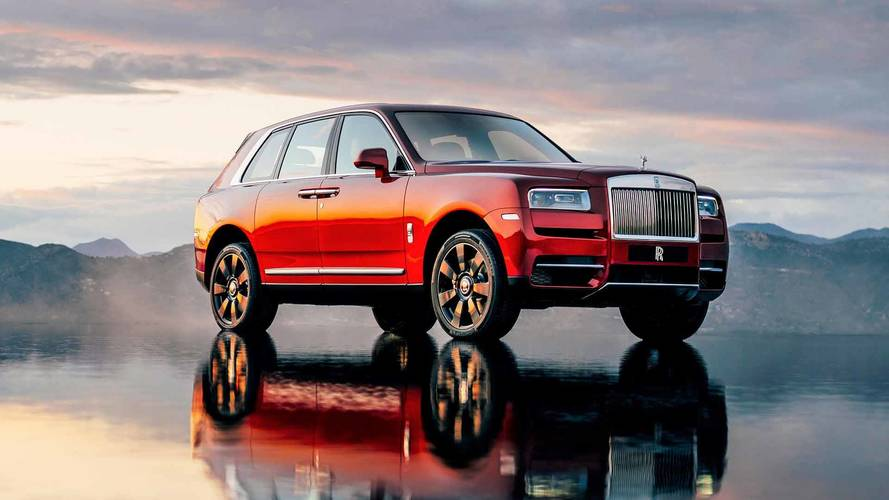 Rolls-Royce Returns Home To Manchester With Cullinan SUV