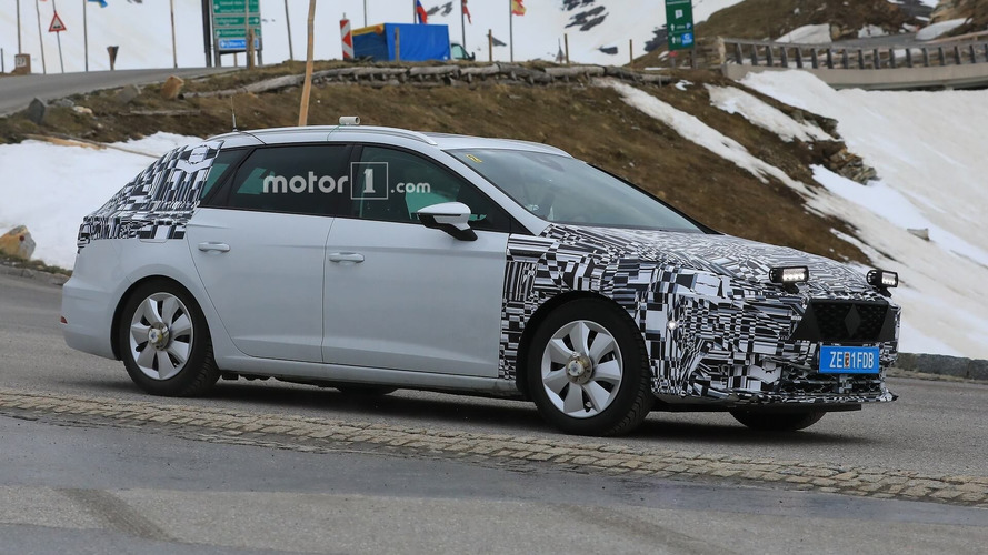 2020 SEAT Leon Spied For The First Time
