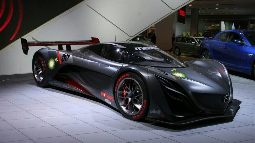 Mazda Furai Debuts in Detroit