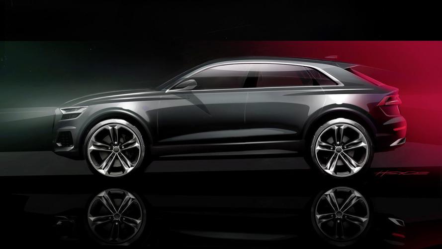 Audi - Et maintenant, le Q9 ?