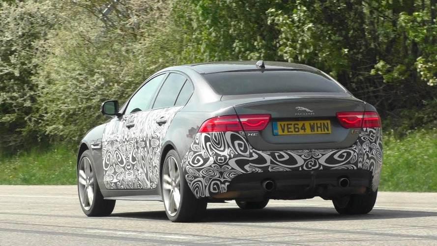 Jaguar bu XE S prototipi ile ne yapmayı planlıyor?