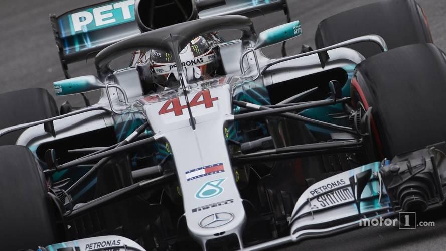 2018 F1 Spanish GP: Hamilton Leads Mercedes 1-2 As Ferrari Struggles
