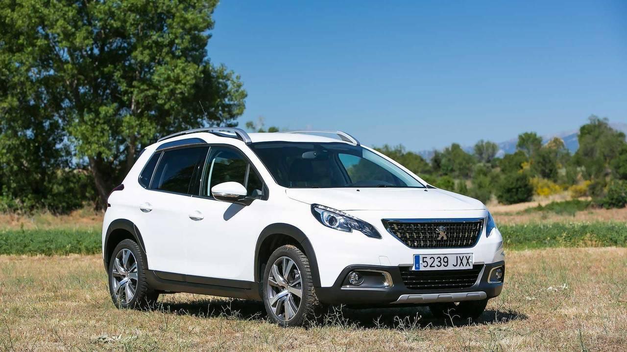 SUV: Peugeot 2008 1.2 PureTech 110 CV S&S
