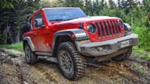 Jeep Wrangler Test