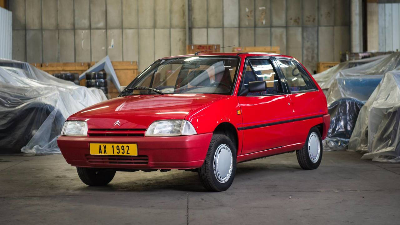 1992 Citroën AX Mutine Three Door Phase 2