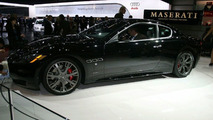 Maserati GranTurismo S Blows Socks Off Geneva