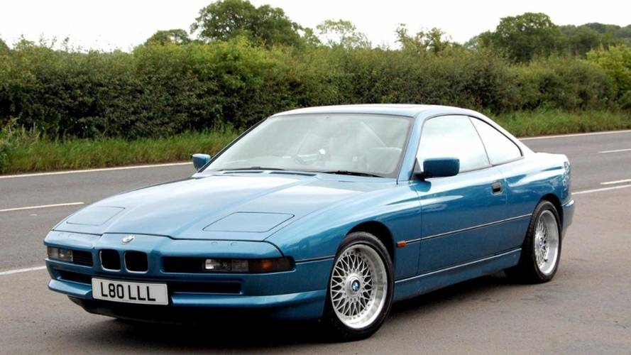 Sultan of Brunei's Former 1993 BMW 850Ci Can Be Yours For $50,000