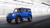 2017 Mercedes-Benz G550 4x4 Squared: Review