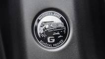 2019 Mercedes-Benz G-Serisi İç Mekanı