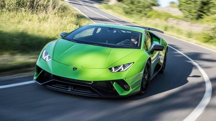 VIDÉO - Une Lamborghini Huracan Performante sur l'autobahn