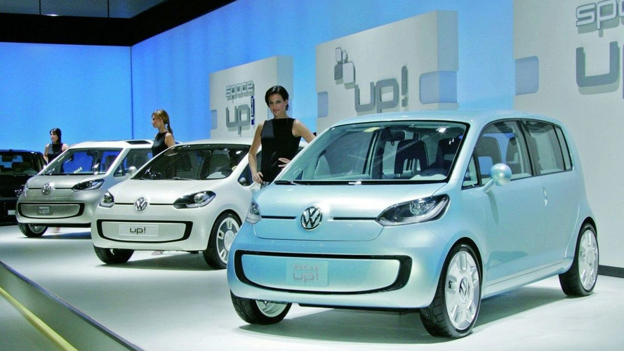 VW Up! will only cost 900 euros to build - report