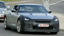 SPY PHOTOS: Nissan Skyline GT-R