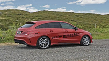 Mercedes-Benz CLA 45 AMG Shooting Brake by performmaster