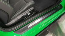 2016 BMW M4 Signal Green