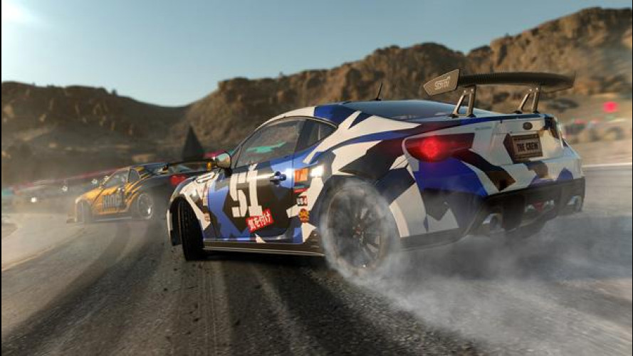 The Crew Wild Run, disponibile da oggi per PS4, Xbox One e PC