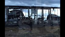 Floyd Mayweather, le foto dell'incendio a Phoenix
