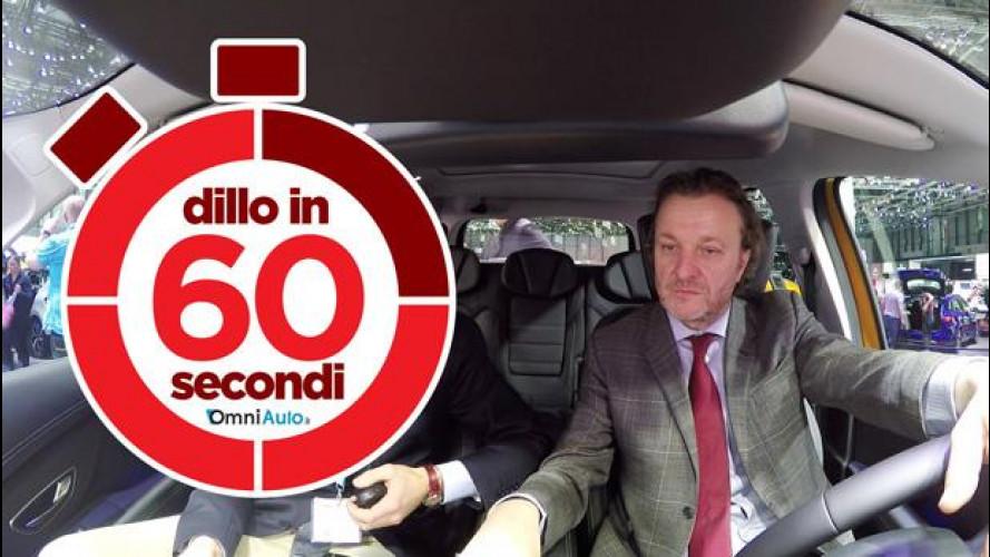 Ginevra, perché comprare una Renault Scenic e non un SUV? [VIDEO]