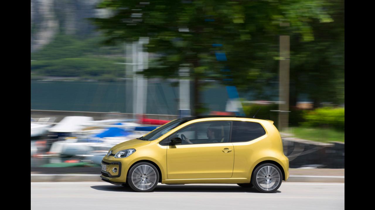 Volkswagen up! restyling