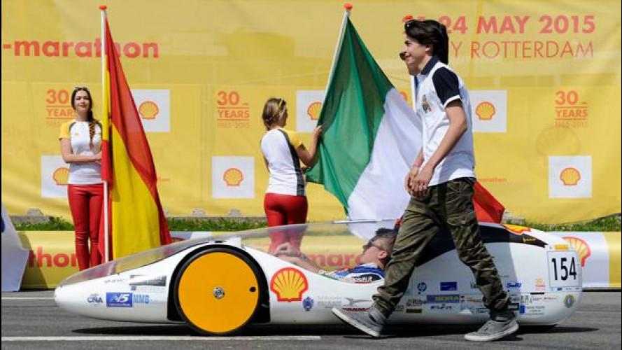 Shell Eco-marathon 2015, l'Italia è salita sul podio