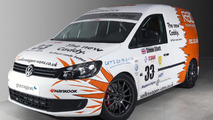 2011 Volkswagen Caddy Racer - 14.4.2011