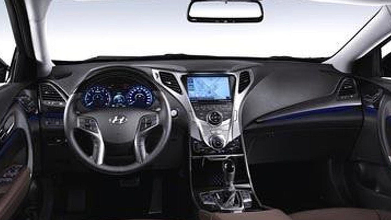 USspec 2012 Hyundai Azera set for LA Auto Show debut