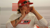 Kimi Raikkonen, Belgian Grand Prix, Francorchamps, Belgium 08/28/2009