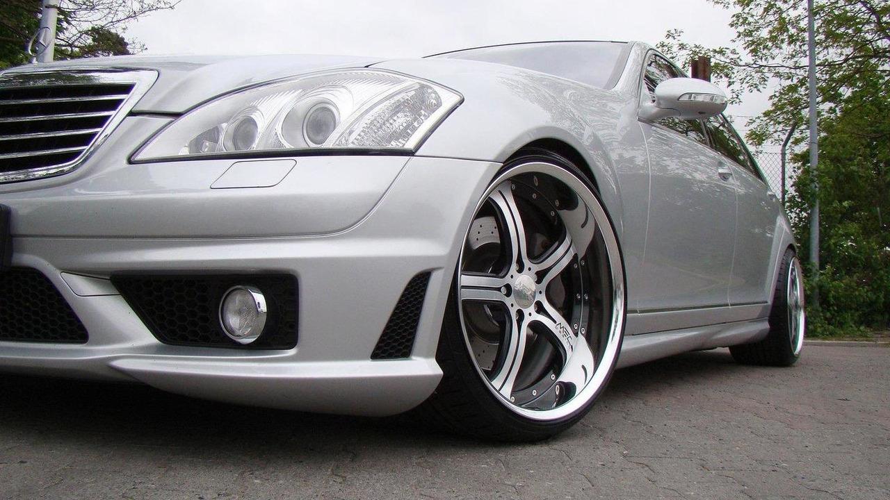 MEC Design S65 AMG replica kit for pre-facelift Mercedes W221 S-Class 08.06.2010