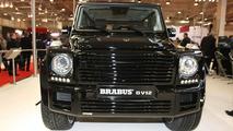 Brabus GV12 Based on Mercedes G Class