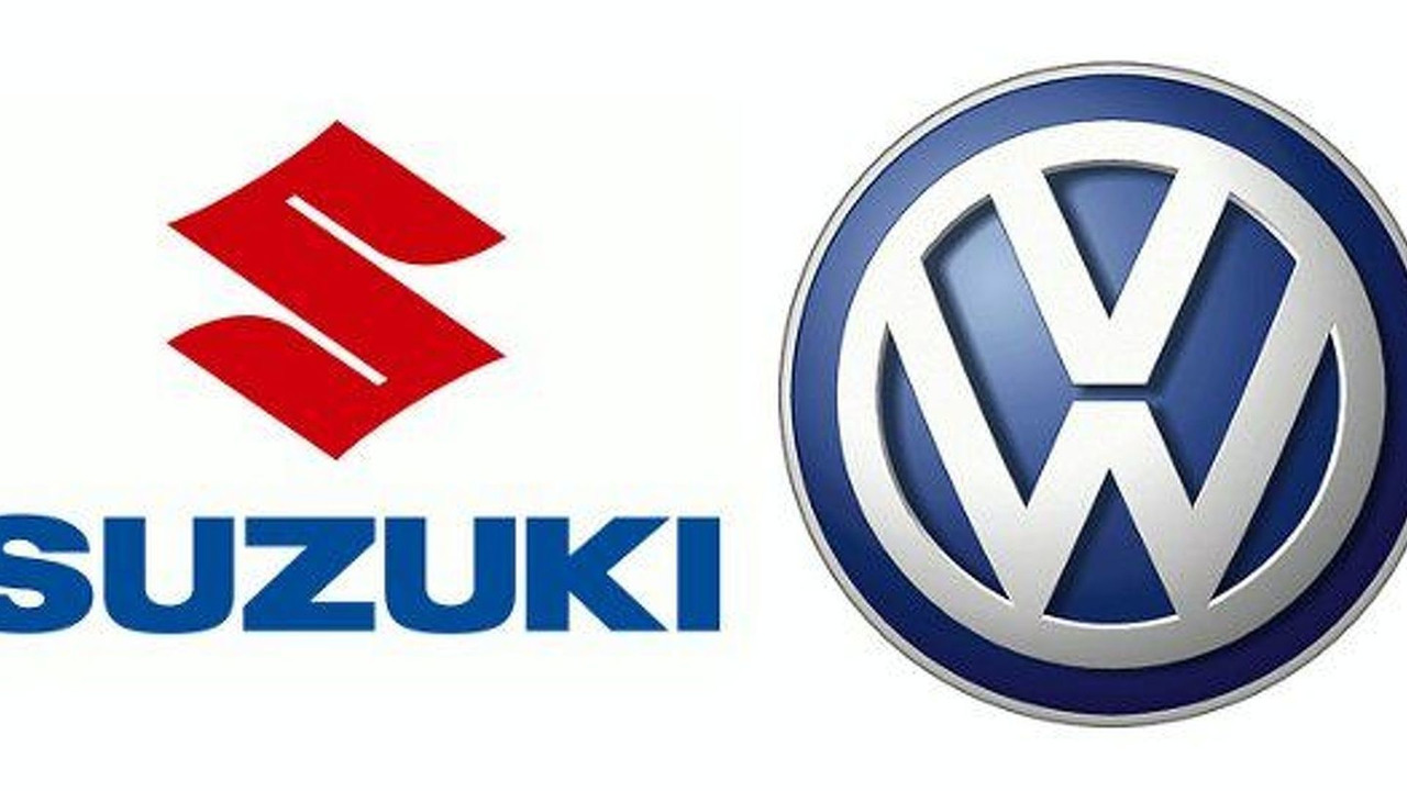 Suzuki Volkswagen logo