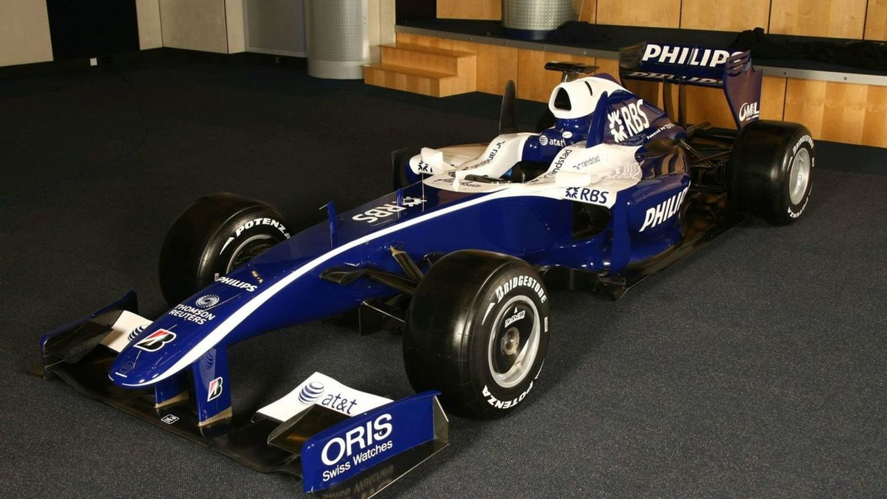 William 2009 F1 Challenger