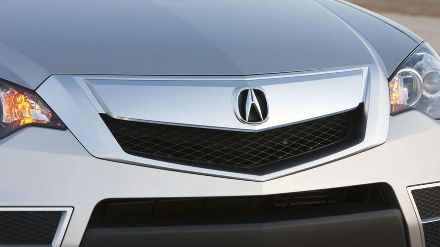 2010 Acura RDX Facelift: Details, Photos Galore