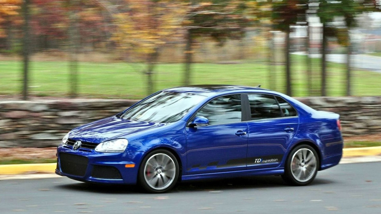 VW Jetta TDI Cup Street Edition Racing
